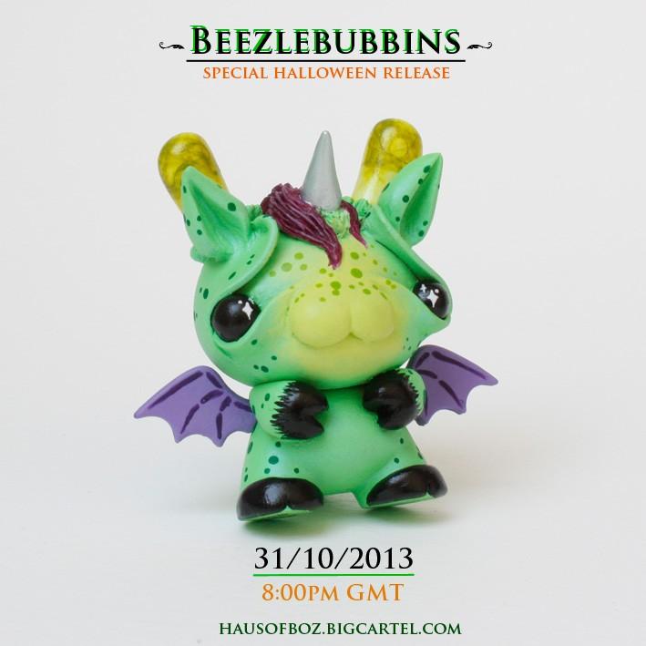 Beezlebubbins by Haus of Boz