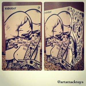 box art from artattacktoys