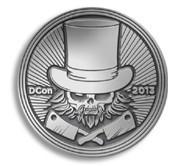 JPK DCon Collector Coin