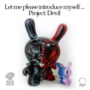 Sergio Mancini Project Devil