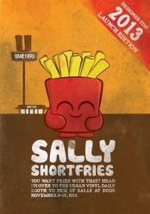 UMEToys Sally Shortfries