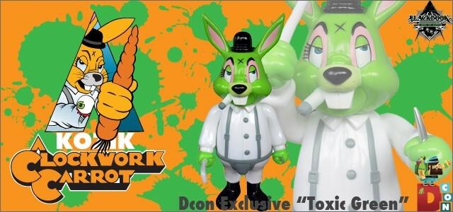 Frank Kozik A Clockwork Carrot