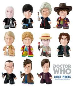 ARTISTPROOFS doctor who