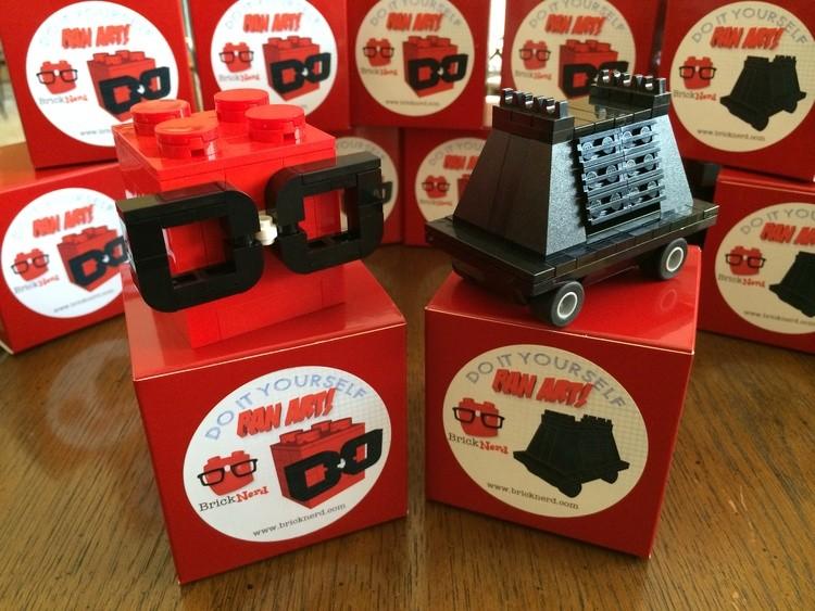 brick nerd lego kit