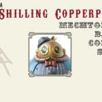 Sir Shilling Copperpenny - Dok A Mechtorian Badge