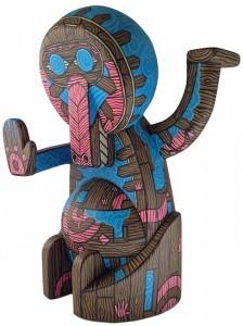 Hugh Rose Painted Ape