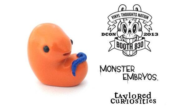 Monater Embryos DCon