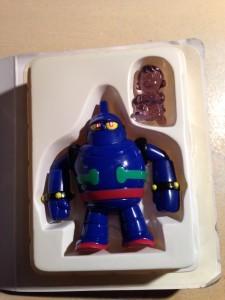 Tetsujin 28 Gigantor mini figure Banpresto