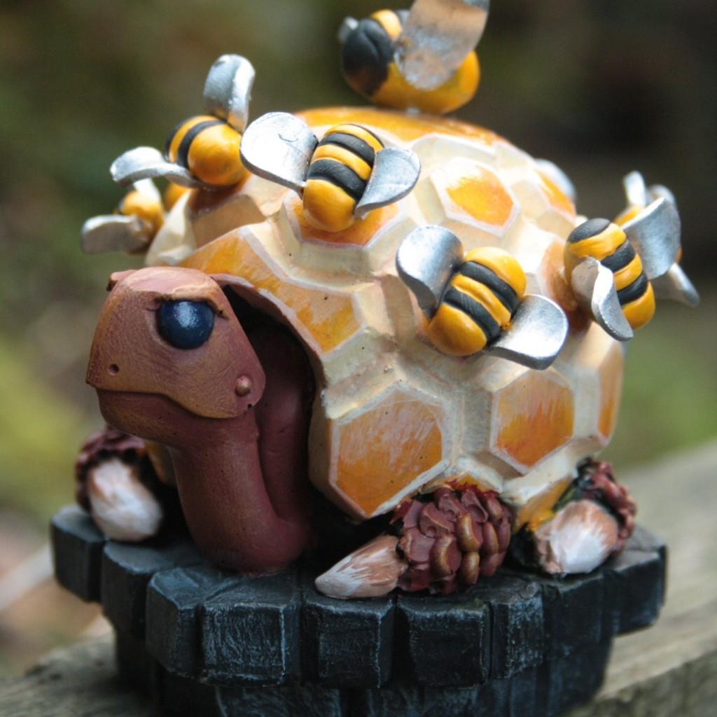 The Bee Team Wartoise - Andrew Byham