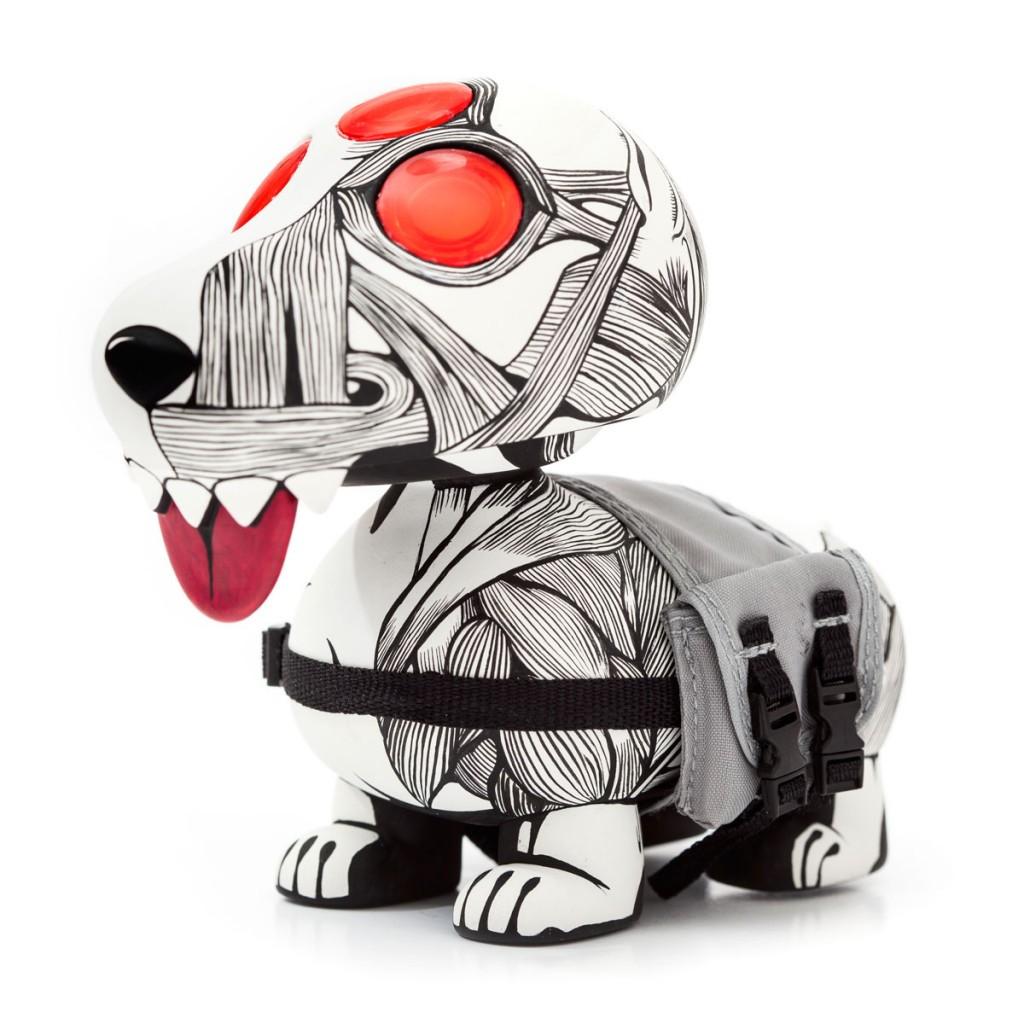 Custom Squadt Dogs by JPK