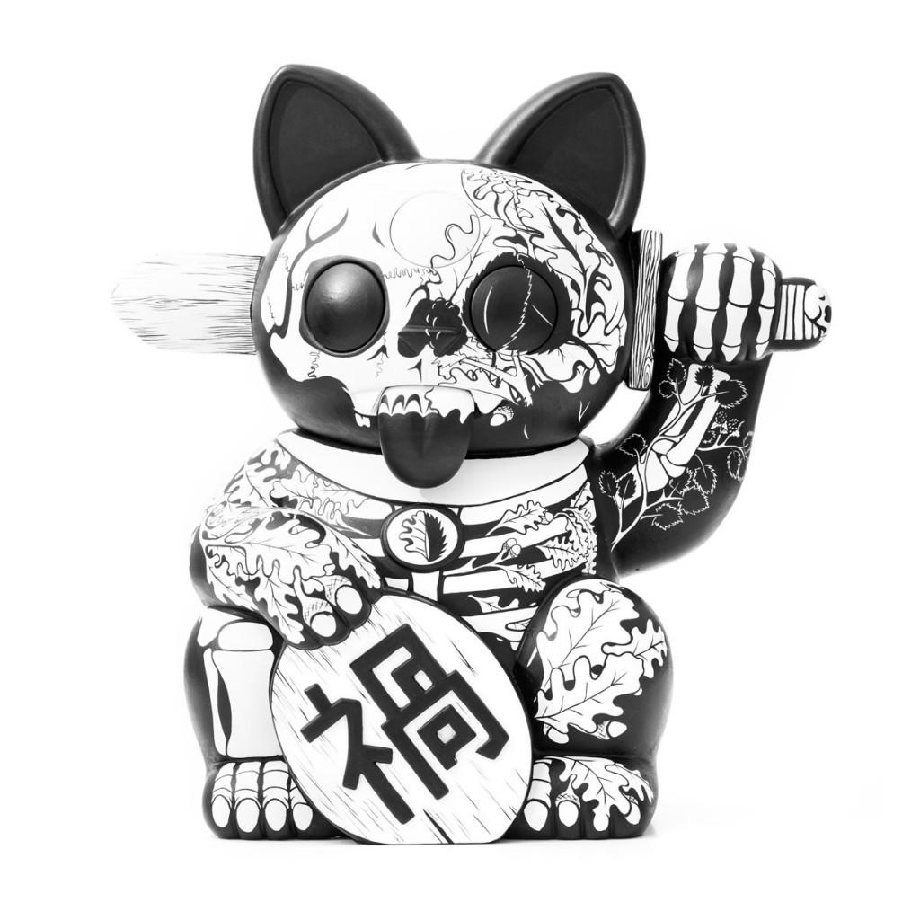 Cat God by JPK