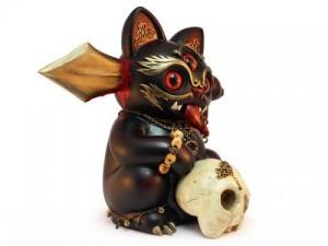 Mahakala Misfortune Cat 2