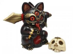 Mahakala Misfortune Cat 4