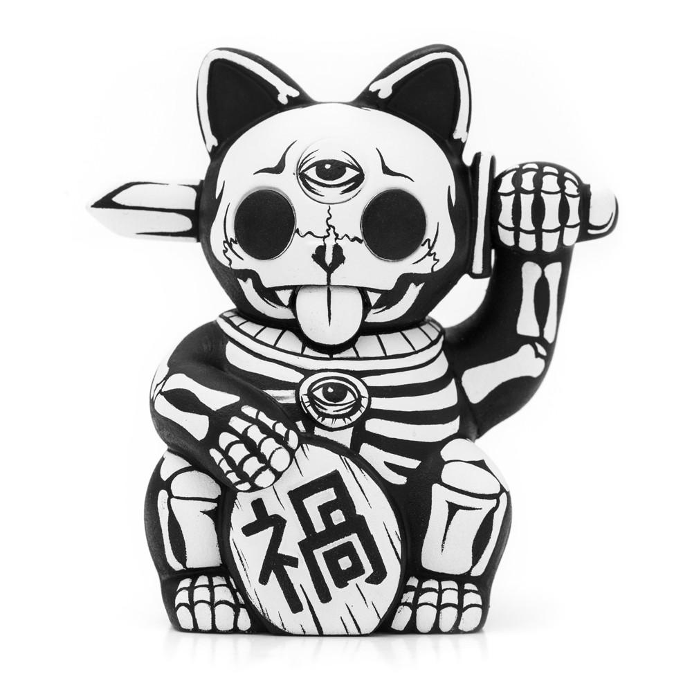 Cat Worshipper by JPK
