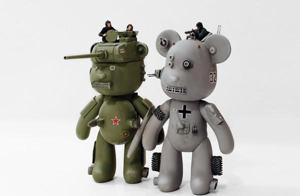 Robo Bears