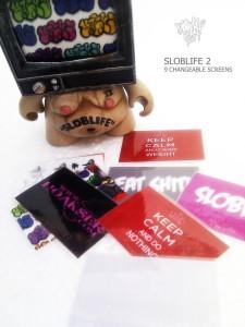 SLOBLIFE2 custom interchangable