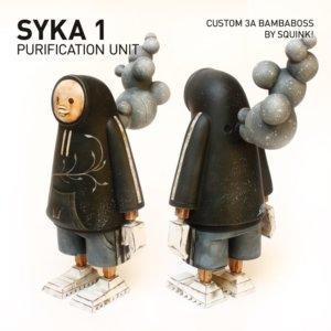 SYKA 1 - Purification Unit - Custom Bambaboss 2