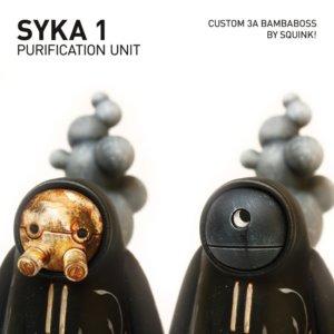 SYKA 1 - Purification Unit - Custom Bambaboss 3