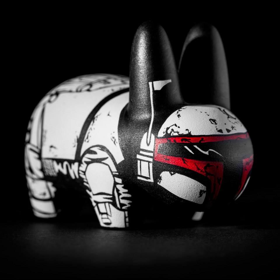 Boba Fett Labbit Custom by JPK