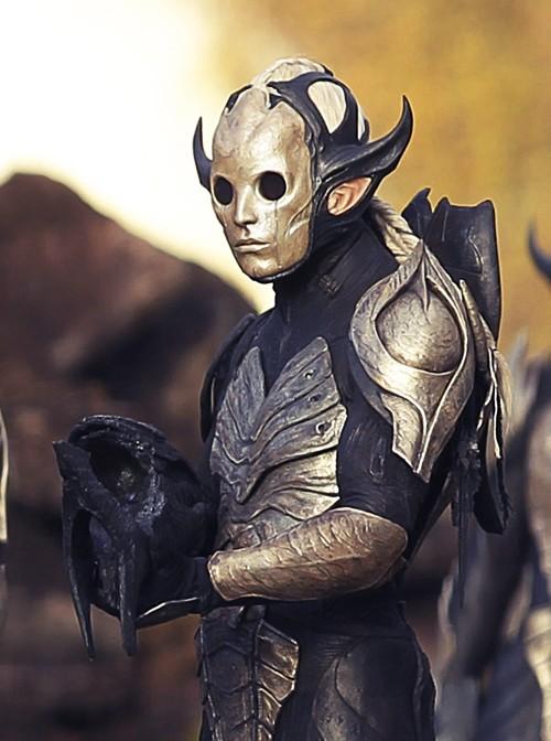 Dark Elf Thor