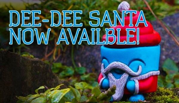 Dee-Dee Santa by UMEToys