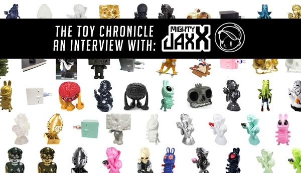 Mighty Jaxx TTC Interview