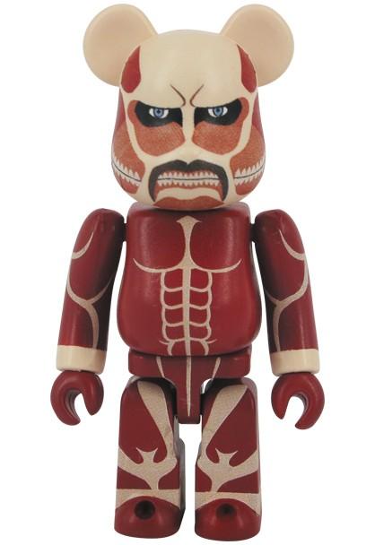 Titan Bearbrick