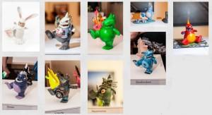 toyconosaurus-Tcon-show-customs3