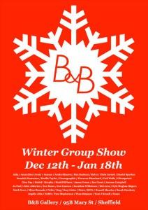 B+B_A3_Poster_Winter_Show