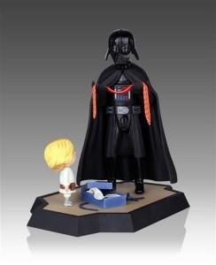 Star Wars Darth Vaders son Maquette  2