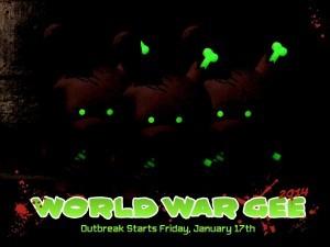 WORLD WAR GEE SERIES BY HUCK GEE