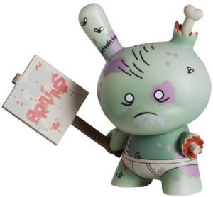 Zombie Dunny green