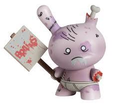 Zombie Dunny purple