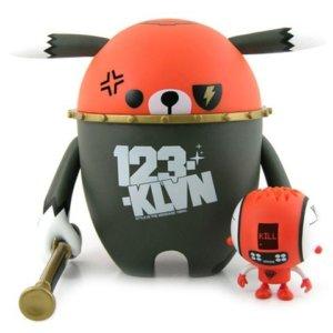 123KLAN - Ned Zed (Red)