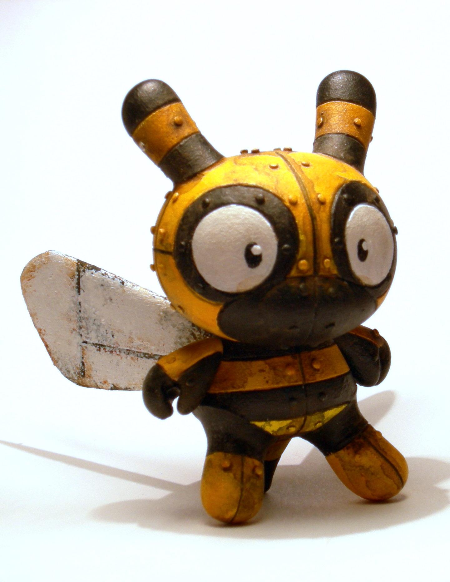 The original Iron Bee