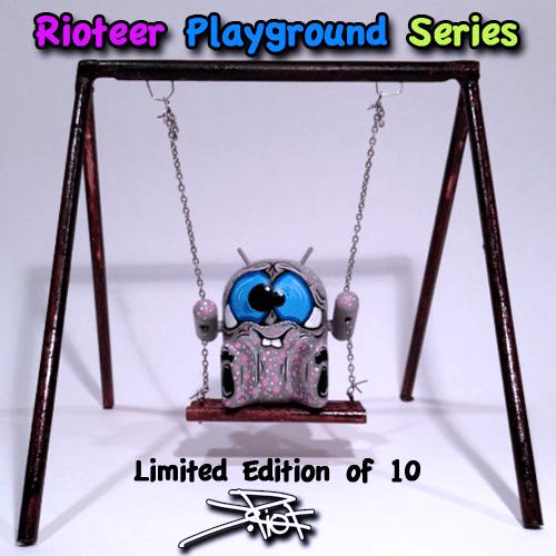Rioteer Playground Series