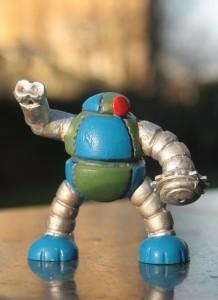 The Littlest Robo