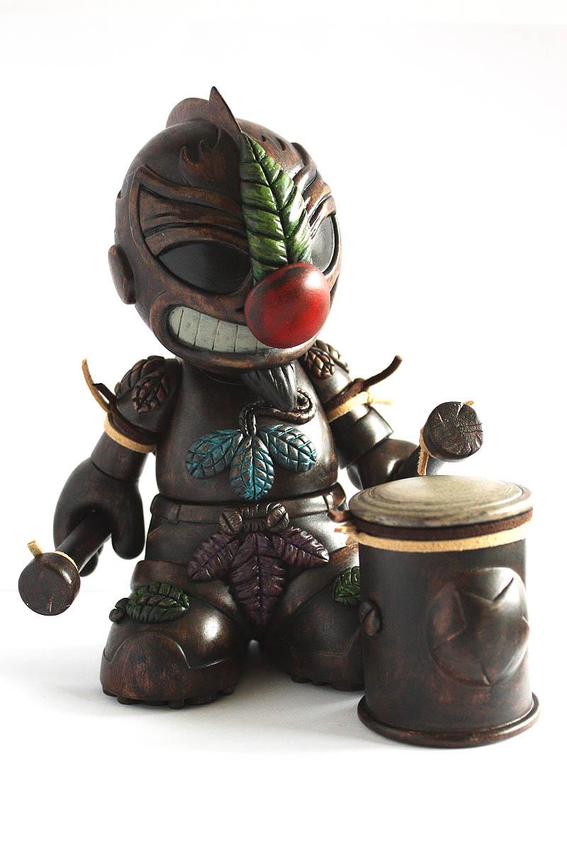 Tiki Clown by Don P