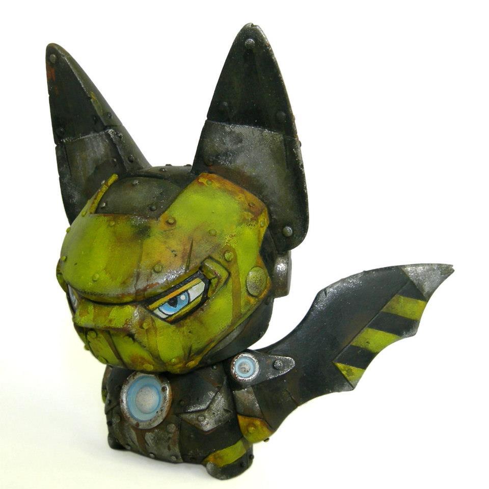 southern drawl fonzo bat