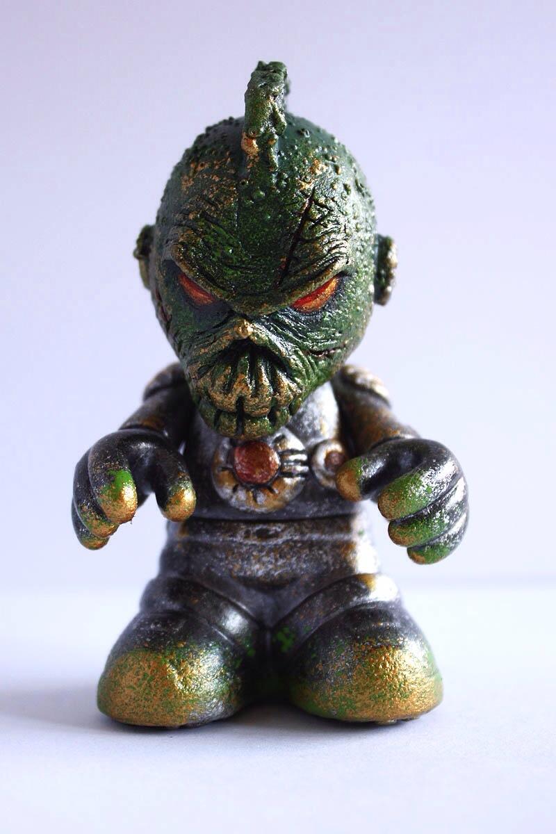Don P Alien X