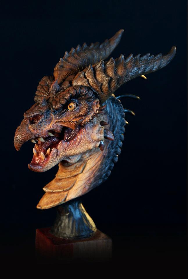 Badlands Cinderback Dragon