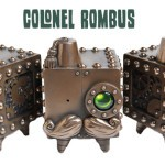 Colonel Rombus by Dok A - ToyConUK 2014 Exclusive