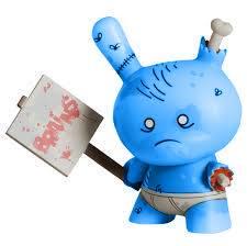 Dunny Huck Gee kidrobot The Toy Chronicle toyconuk 2014