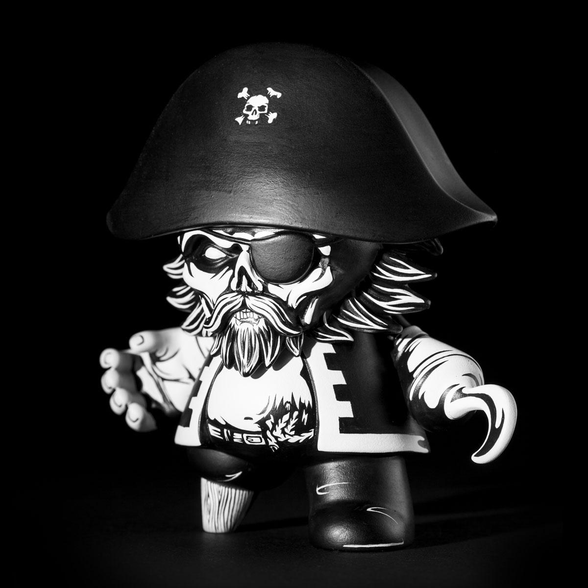 JonPaul Kaiser - Captain Sturnbrau zombie 3