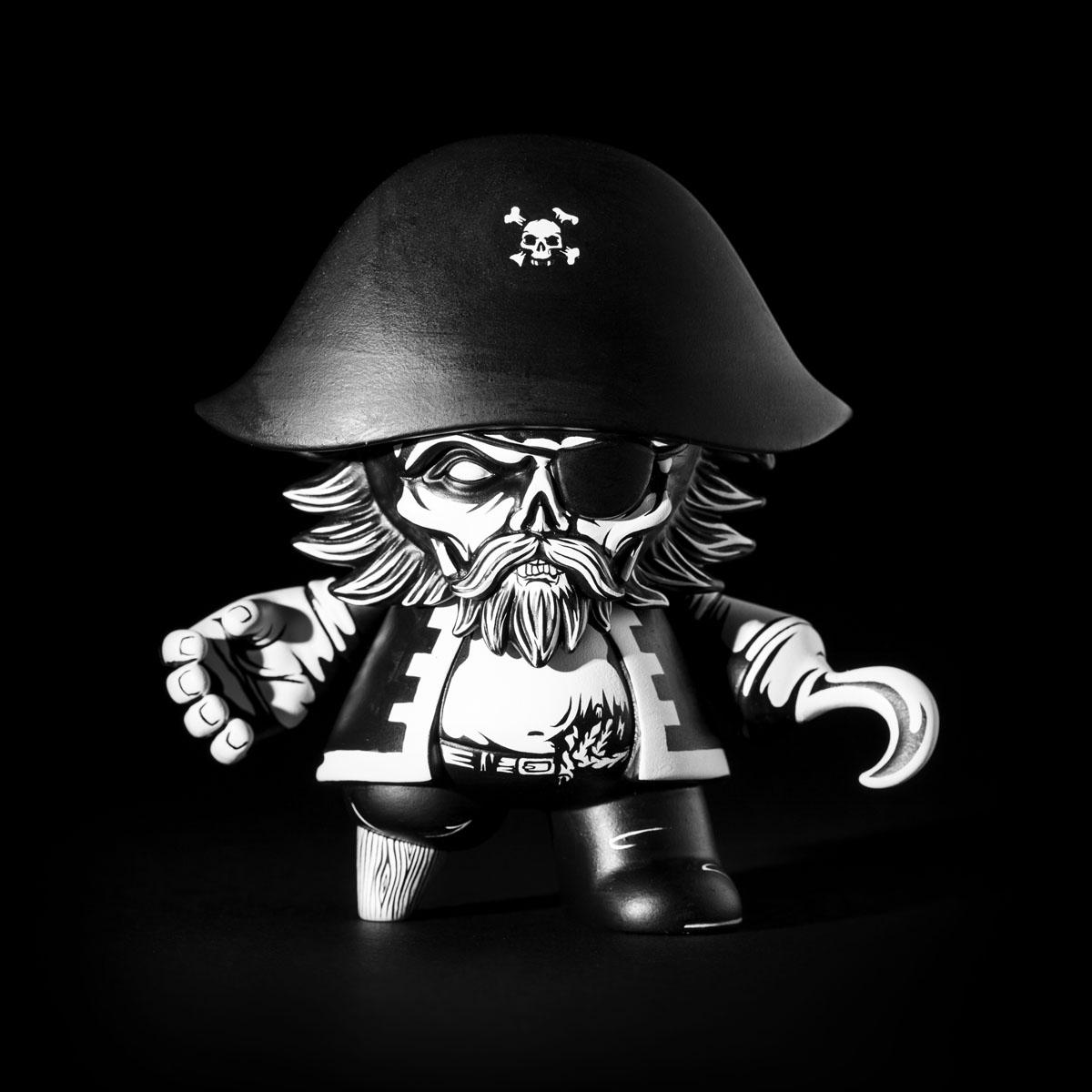 JonPaul Kaiser - Captain Sturnbrau zombie