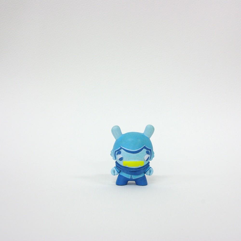 Roar with Lukas - Nuoh, Custom Kidrobot Dunny
