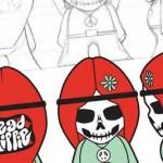 Dead Hippie - Artransmitte ToyConUK Exclusive