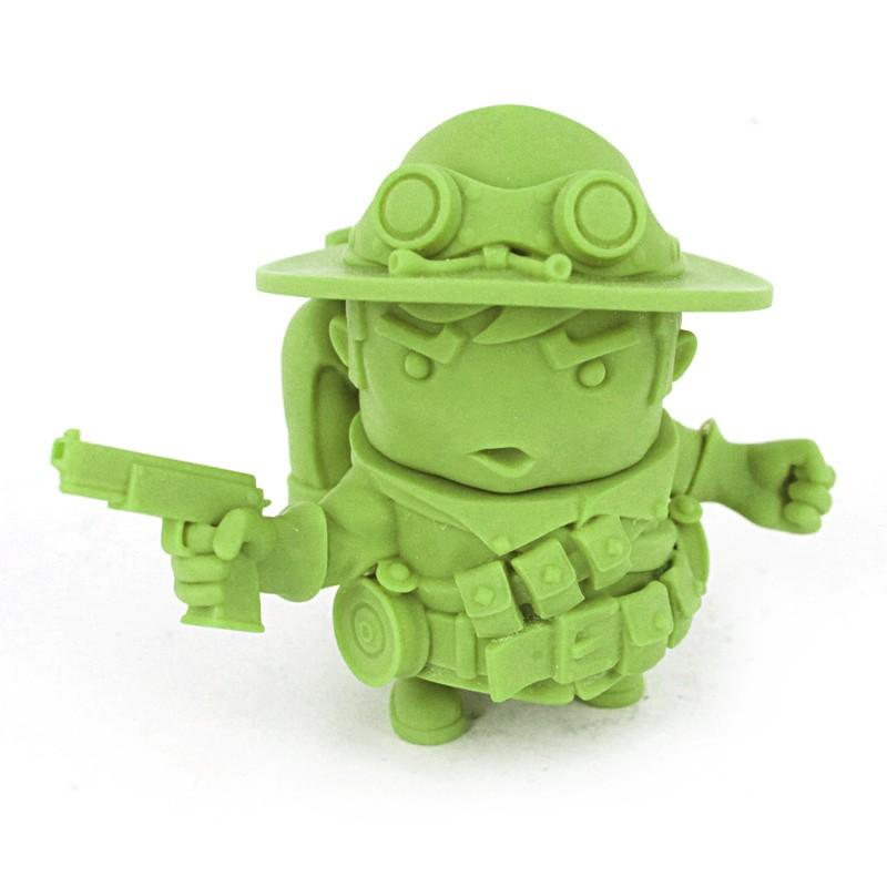 green rivet wars mighty jaxx