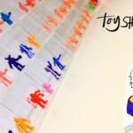Toy Shack - Triclops Studio