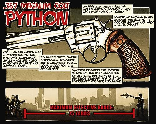 Rick Grimes - Colt Python